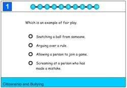 Bullying Questions