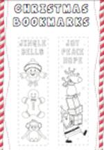 Christmas Bookmarks (1 page)