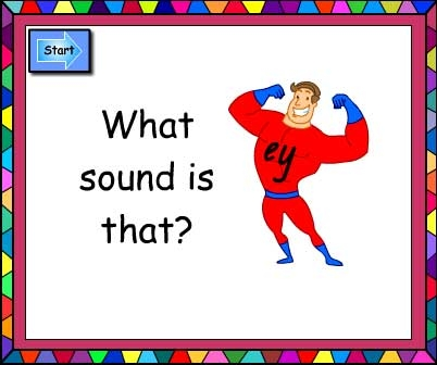 What Sound Is That? -ey and eigh