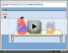 Using formal units to estimate volume tutorial