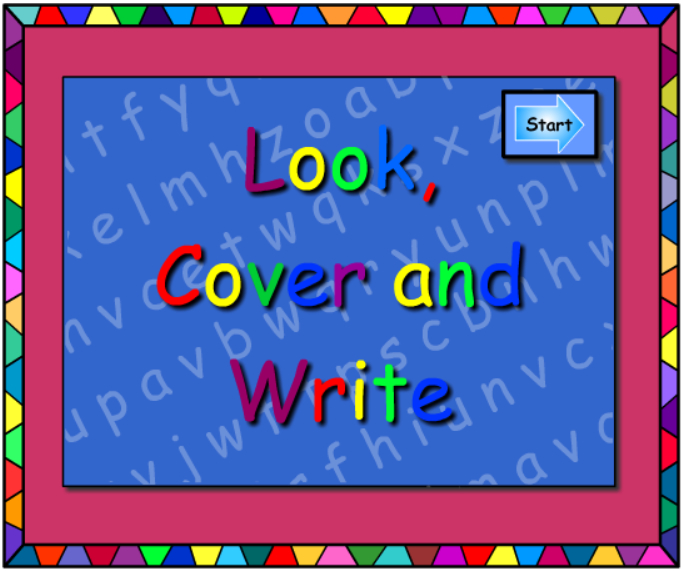 Double then +ed, ing -Look Cover Write