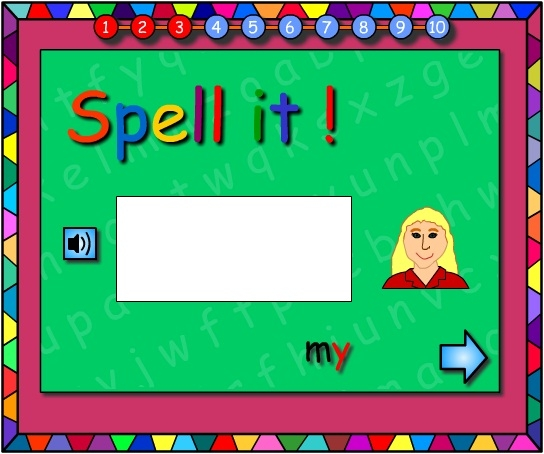 y as a vowel -Let's Spell It