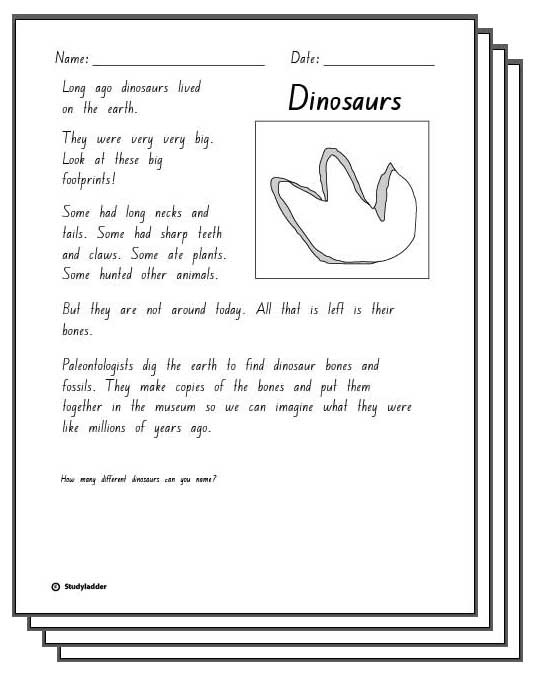 dinosaurs response activity sheets studyladder interactive learning games. Black Bedroom Furniture Sets. Home Design Ideas