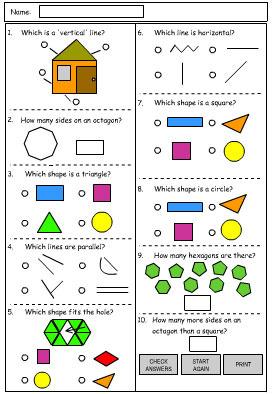 Space 2D Problem Solving