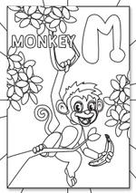 Monkey Colour