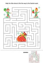 Elf Maze