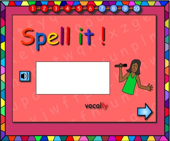 ly -Let's Spell It