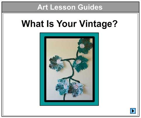 What Is Your Vintage?