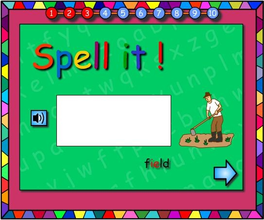 What's The Trick -Let's Spell It